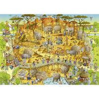29639  Marino Degano : FunkyZoo, African Habitat