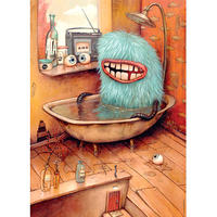 29539  Zozoville (Mateo Dineen) : Bathtub :