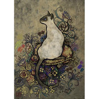 Cats, Siamese  :  Jane Crowther - 29610