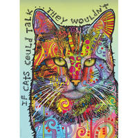 29893  Dean Russo : If Cats Culd Talk