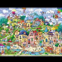 29744  Rita Berman : Happytown