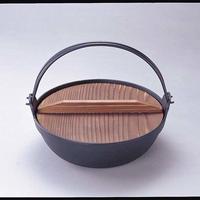ふる里鍋深型24(焼付)