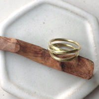 IRONO 真鍮 kurukuru Ring