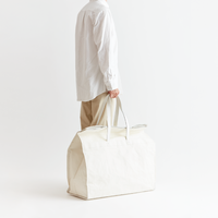 """blank canvas"" boston bag"
