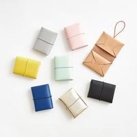 seamless mini wallet(9 colors)