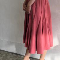No.1912026 タイプライターアシメスカート Made in Japan