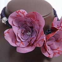 Choker & Anklet[purple-B]