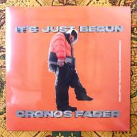 "DJ CRONOSFADER ""IT'S JUST BEGUN"" CD"
