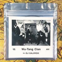 """DJ GAJIROH """"Wu-Tang Clan"""" MIX CD"""