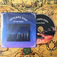 "DJ GAJIROH ""UPTEMPO HIGH"" CD"