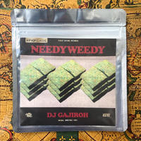 """NEEDY WEEDY""  CD - Mixed By : DJ GAJIROH"