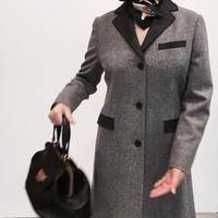 isasaziconstore original donna coat by samarute / made in japan