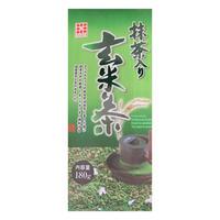 抹茶入玄米茶180g