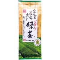 愛知産農家出し緑茶120g