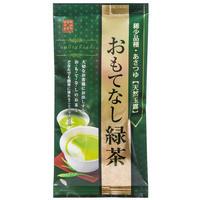 おもてなし緑茶80g