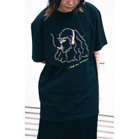 "Wander Girl Tee ""Black"""