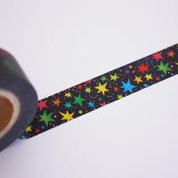 オリジナルマスキングテープ/星空