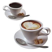 Coffee Break -港町の午後-