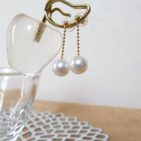 8.0mm~8.5mm/Akoya Pearl Earrings