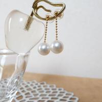 8.0mm~8.5mm/Akoya Pearl Earrings