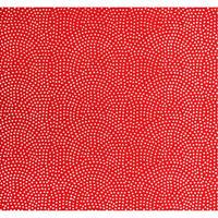 鮫小紋柄1130-きんらん34  美濃和紙友禅染紙(手染め美濃和紙)