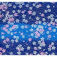 青柄1130-9537  美濃和紙友禅染紙(手染め美濃和紙)