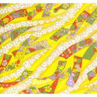 青柄1130-7404  美濃和紙友禅染紙(手染め美濃和紙)
