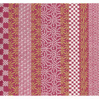 赤柄1130-10434  美濃和紙友禅染紙(手染め美濃和紙)