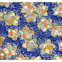 青柄1130-7140  美濃和紙友禅染紙(手染め美濃和紙)