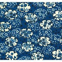 藍柄1130-藍145  美濃和紙友禅染紙(手染め美濃和紙)