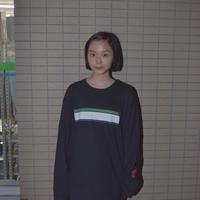 """国士文通省 / Kokushi Buntsuu Show  L/S Print T-Shirt """"F"""""""