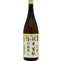 大七 純米生酛 冷やおろし 720ml