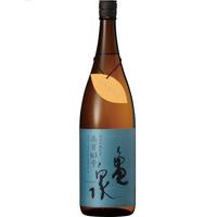 亀泉 純米吟醸原酒 高育63号 ひやおろし 720ml