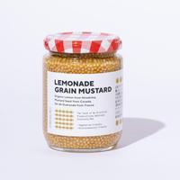 LEMON MUSTARD / レモンマスタード