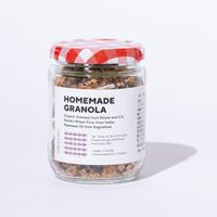 HOMEMADE GRANOLA / 自家製グラノーラ