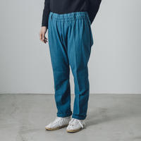 [ノラギたつけ]コットン/藍染め(ライト)