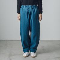 [ノラギはかま]コットン/ 藍染め  (ライト)