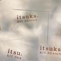 itsuka KIT DESIGN ポストカード 2枚