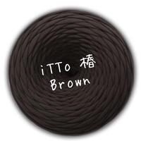 iTTo 椿 Brown 1,850円
