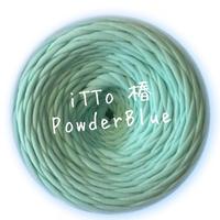 iTTo 椿 Powder Blue 1,800円
