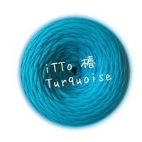 iTTo 椿 Turquoise 1,800円