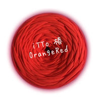 iTTo 椿  OrangeRed1,800円