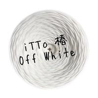 iTTo 椿 Off White 1,800円