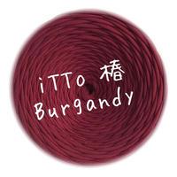 iTTo 椿 Burgandy 1,850円