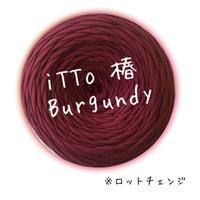 iTTo 椿 Burgandy 1,800円