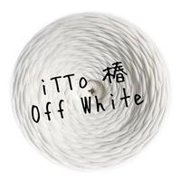 iTTo 椿 Off White 1,850円