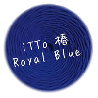 iTTo 椿 Royal  Blue 1,850円