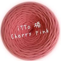 iTTo 椿  Cherry Pink