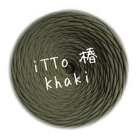 iTTo 椿 Khaki 1,850円
