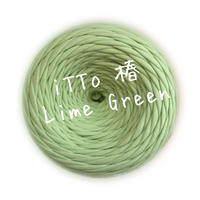 iTTo 椿 Lime Green 1,800円